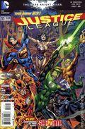 Justice League (2011) 11B