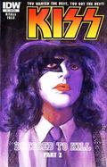 Kiss (2012 IDW) 2RIA