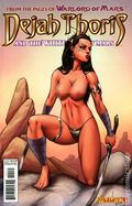 Dejah Thoris and the White Apes of Mars (2012 Dynamite) 4D