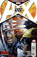 Avengers vs. X-Men (2012 Marvel) 3H