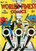 Flashback 28: World's Finest Comics 7 (1942/1974) 7