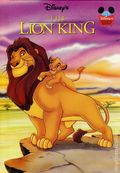 Lion King HC (1994 Grolier Books) Walt Disney's 1-1ST