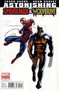 Astonishing Spider-Man and Wolverine (2010) 1C