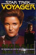 Star Trek Voyager Mosaic HC (1996 Novel) 1-1ST
