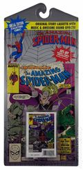 Amazing Spider-Man Book and Cassette (1990 Marvel) 1-1ST