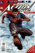 Action Comics (2011 2nd Series) 0COMBO