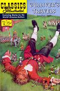 Classics Illustrated 016 Gulliver's Travels (1943) 11