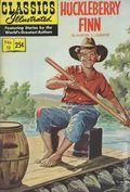 Classics Illustrated 019 Huckleberry Finn 21