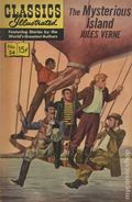 Classics Illustrated 034 Mysterious Island (1947) 11