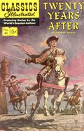 Classics Illustrated 041 Twenty Years After (1947) 5