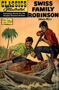 Classics Illustrated 042 Swiss Family Robinson 15