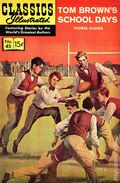 Classics Illustrated 045 Tom Brown's School Days (1948) 5