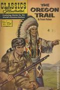 Classics Illustrated 072 The Oregon Trail (1950) 9