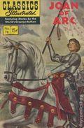 Classics Illustrated 078 Joan of Arc (1950) 9