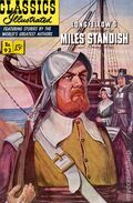 Classics Illustrated 092 The Courtship of Miles Standish 4