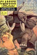 Classics Illustrated 097 King Solomon's Mines (1952) 1