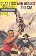 Classics Illustrated 103 Men Against the Sea (1953) 6