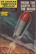 Classics Illustrated 105 From the Earth to the Moon (1953) 11