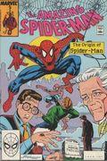 Amazing Spider-Man MPI Audio Edition (1990 Shan-Lon Giveaway) ORIGIN