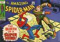 Amazing Spider-Man The Birth of a Super Hero Eye Magazine (1969) Promo Mini Comic MINICOMIC
