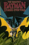 Greatest Batman Stories Ever Told TPB (1988 Warner Edition) 1-REP