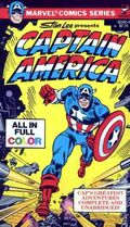 Captain America PB (1979 Pocket Book) Marvel Comics Series 1-1ST
