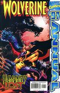 Wolverine (1988 1st Series) Annual 1997
