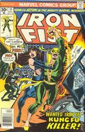 Iron Fist (1975 1st Series) 10