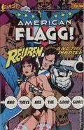 American Flagg (1983 1st Series) 4