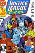 Justice League Europe (1989) 1
