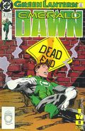 Green Lantern Emerald Dawn I (1989) 2