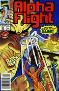 Alpha Flight (1983 1st Series) 83
