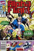 Alpha Flight (1983 1st Series) 86
