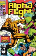 Alpha Flight (1983 1st Series) 98