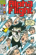 Alpha Flight (1983 1st Series) 104