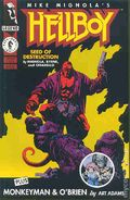 Hellboy Seed of Destruction (1994) 1