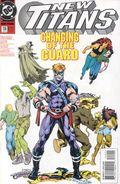 New Teen Titans (1984 2nd Series) New Titans 114