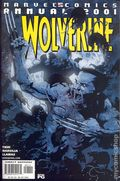 Wolverine (1988 1st Series) Annual 2001