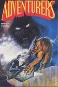 Adventurers (1986 Aircel/Adventure) 0