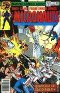 Micronauts (1979 1st Series) 3
