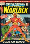 Marvel Premiere (1972) 1