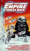 Marvel Comics Illustrated Version of Star Wars Empire Strikes Back PB (1980) 1-1ST