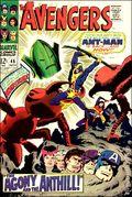 Avengers (1963 1st Series) 46
