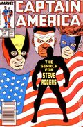Captain America (1968 1st Series) 336