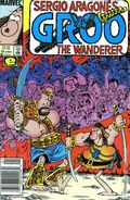 Groo the Wanderer (1985 Marvel) 23