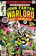 John Carter Warlord of Mars (1977 Marvel) 1