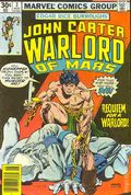John Carter Warlord of Mars (1977 Marvel) 3