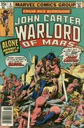 John Carter Warlord of Mars (1977 Marvel) 6