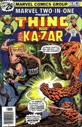 Marvel Two-in-One (1974 1st Series) 16