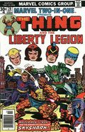 Marvel Two-in-One (1974 1st Series) 20
